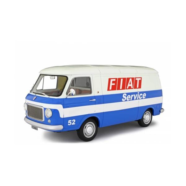 Fiat 238 Van ''Fiat Service'' 1967
