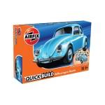 Volkswagen Kever [Quickbuild - Lego Systeem]