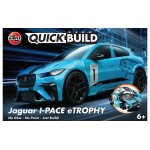 Jaguar I-Pace E-Trophy [Quickbuild - Lego Systeem]