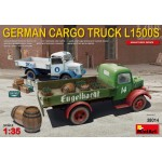 Mercedes German Cargo Truck L1500S