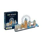3D Puzzel ''London Skyline''