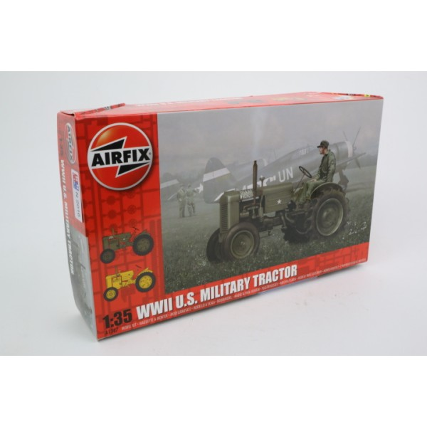 WWII U.S. Military Tractor