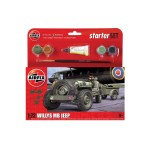 Willys MB Jeep ''Starter Set''