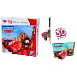 3D Puzzel Disney Cars 2 Breakthrough