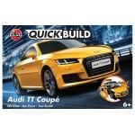 Audi TT Coupe  [Quickbuild - Lego Systeem]