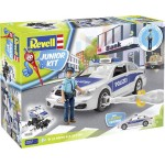 Politie Auto met Poltie Man