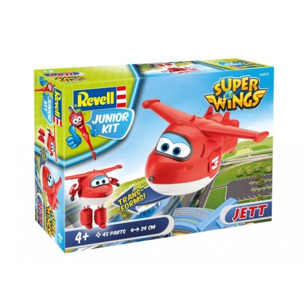 Jett ''Super Wings''