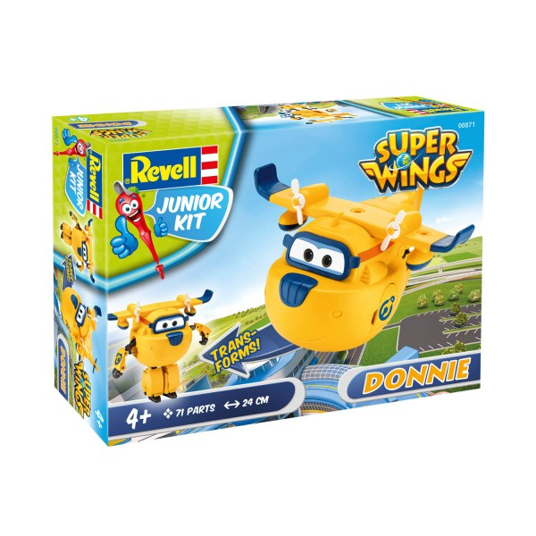Donnie ''Super Wings''