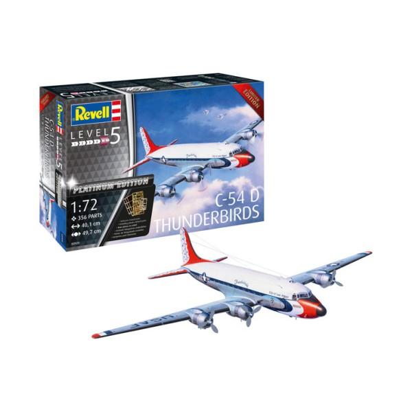 C-54 D Thunderbirds ''Platinum Edition''