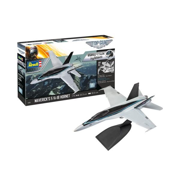 F/A-18 Hornet Top Gun Maverick ''Easy-Click Systeem''