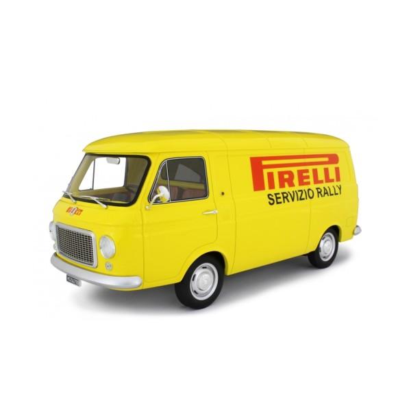 Fiat 238 Van ''Pirelli'' 1971
