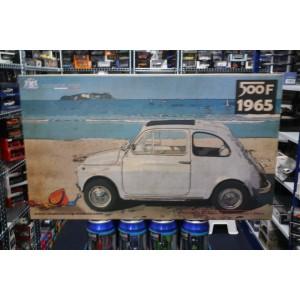 Fiat 500 F 1965