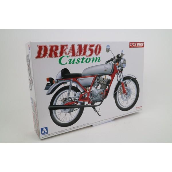 Honda Dream 50 Custom