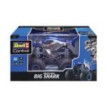 Monster Truck ''Big Shark'' RC Control Car