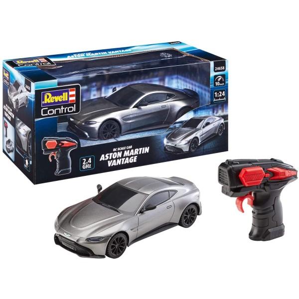 Aston Martin Vantage ''2 Kanaals RC Control 2.4 GHZ''