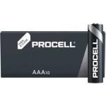 AAA Procell / Duracell Alkaline Batterijen LR03 [ 10 Stuks ]