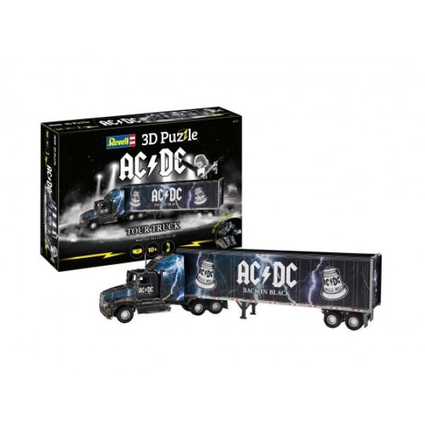 3D Puzzel ''AC/DC Tour Truck''