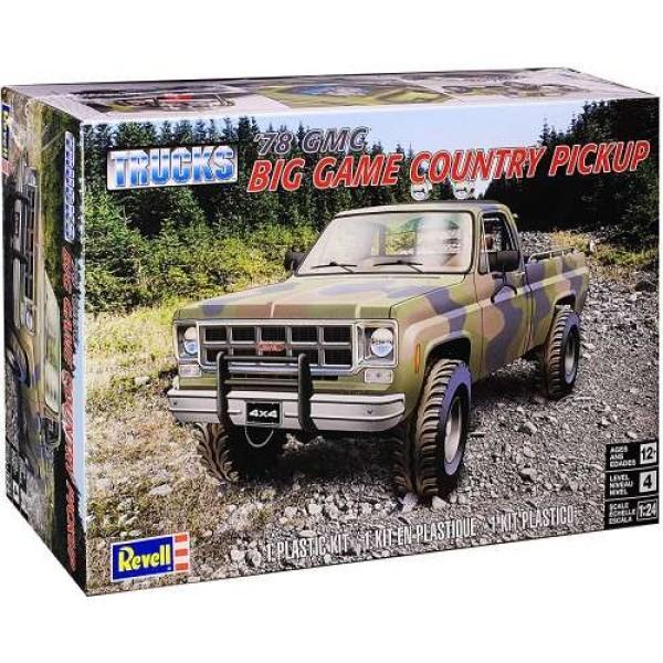 GMC Big Game Country Pickup 1978