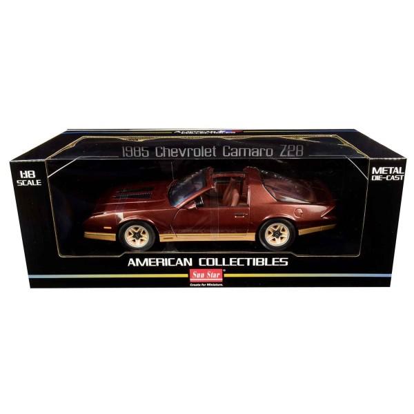 Chevrolet Camaro Z28 1985