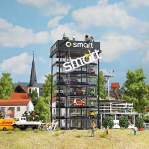 Smart Car Tower