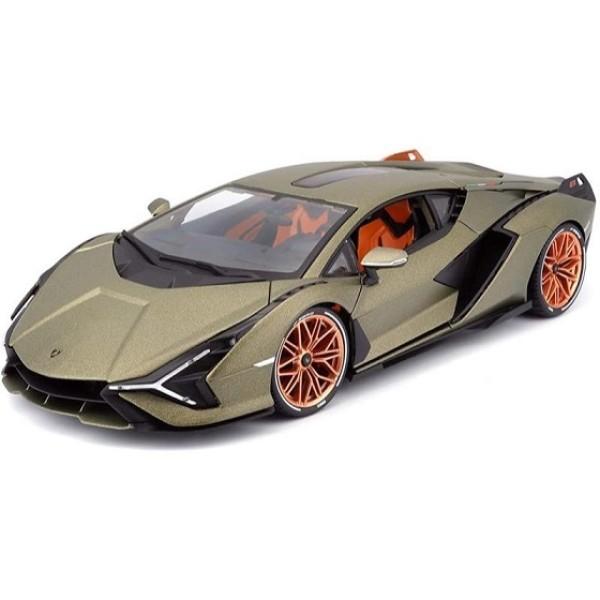 Lamborghini Sián FKP37 2019