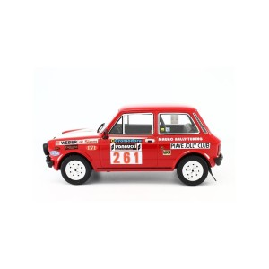 Autobianchi A112 Abarth 1978 ''Rally isola Délba''
