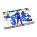 Rally Mechanics Set met Tools