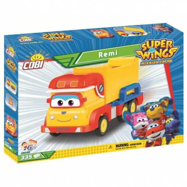 Super Wings ''Remi''