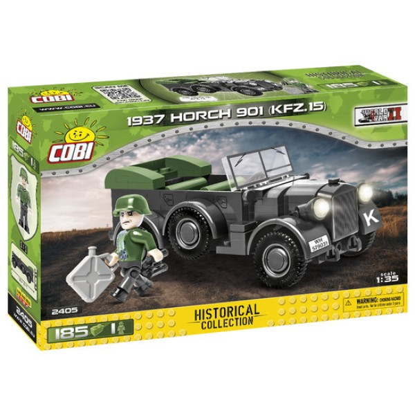 Horch 901 1937 [ KFZ.15 ]