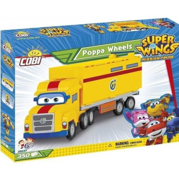 Super Wings ''Poppa Wheels''
