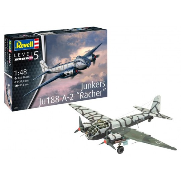 Junkers JU188 A-2  ''Racher''