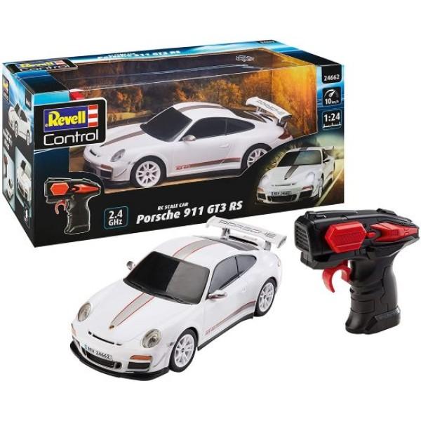 Porsche 911 GT3 RS  ''2 Kanaals RC Control 2.4Ghz''