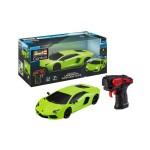 """Lamborghini Aventador Coupe """"2 Kanaals RC Control 2.4 Ghz''"""