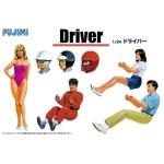 Driver Figuur Set