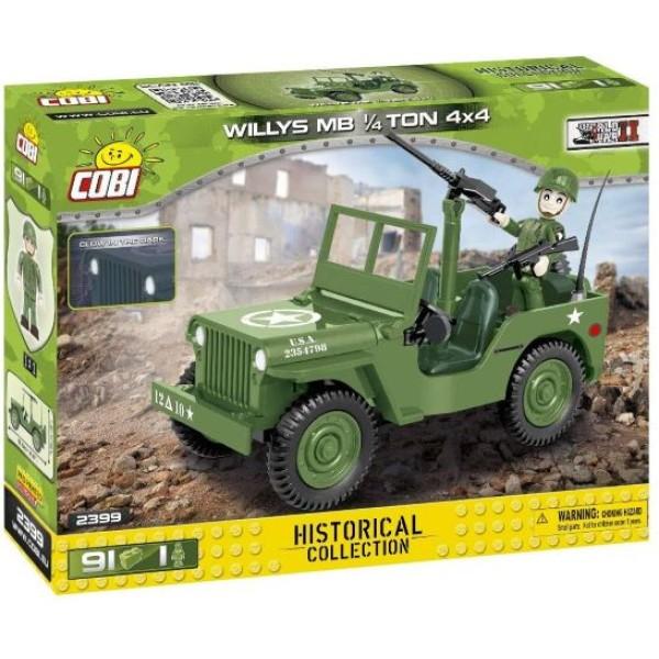 Willys MB 1/4 Ton 4x4