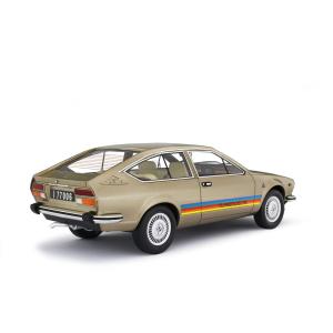 Alfa Romeo Alfetta GTV 2.0 Turbodelta 1979