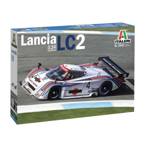 Lancia LC2 ''Martini''