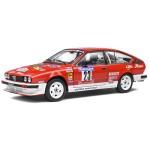Alfa Romeo GTV 6 1985 ''Tour de Corse''
