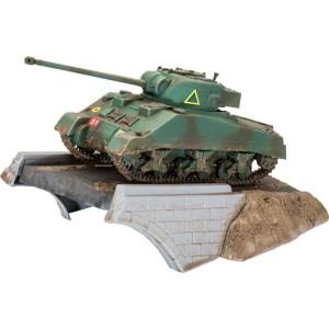 Sherman Firefly Tank ''First Diorama Set''