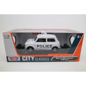 Morris Mini Cooper ''Police Car''