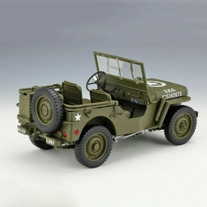 Jeep Willys MB U.S. Army 1/4 Ton Version 1941