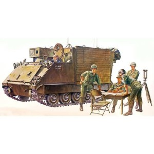 U.S. Armoured Post Car M577