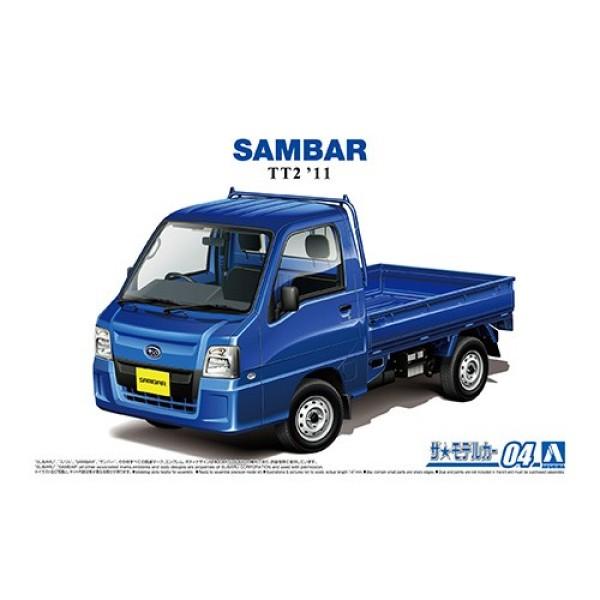 Subaru Sambar TT2 '11