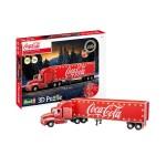 3D Puzzel ''Coca Cola Truck'' Led Edition