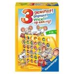3 op een Rij ''Pocketspel''