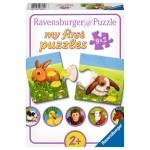 Lieve Dieren ''My First Puzzel''