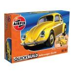 Volkswagen Kever [ Quickbuild - Lego Systeem ]