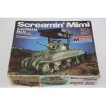 Sherman M4A1 Tank with Rocket launcher ''Screamin Mimi''