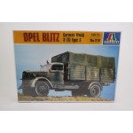 Opel Blitz German Truck 3T Type S