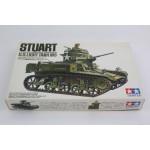 Stuart U.S. Light Tank M3